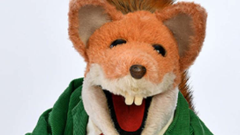 Basil Brush will make his debut at the Edinburgh festival this year