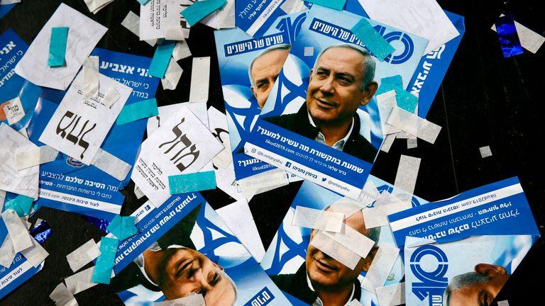 Big promises expected as 'Bibi' tries to woo his enemies