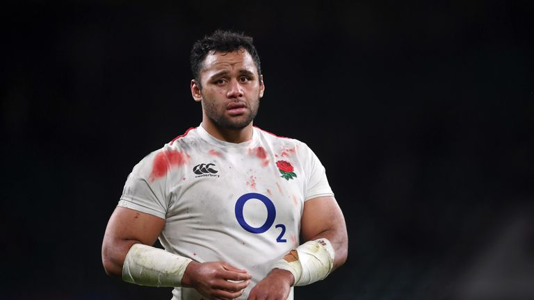 Billy Vunipola has defended an anti-LGBT social media post by Australian player Israel Folau