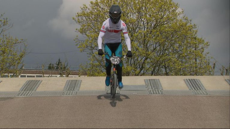 The club has produced 70% of the current Olympic BMX team