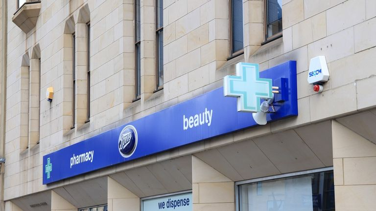 Boots charges £475 for a course of three injections