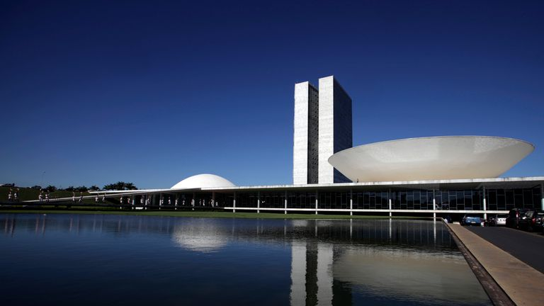 Brazil famously moved its capital from Rio to Brasilia