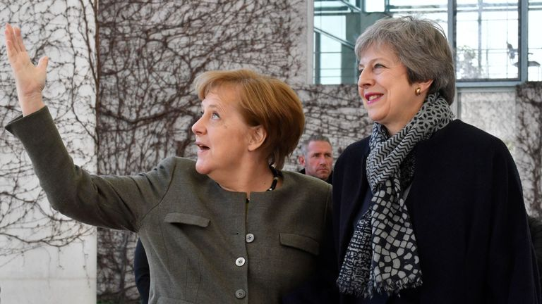 The two leaders met ahead of the European Council emergency summit tomorrow
