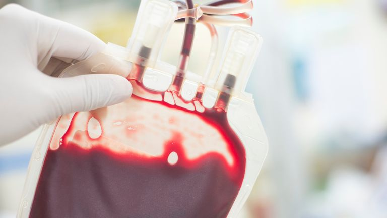 Thousands of people were infected by contaminated blood products
