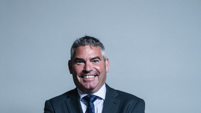Craig Tracey, Conservative MP for North Warwickshire