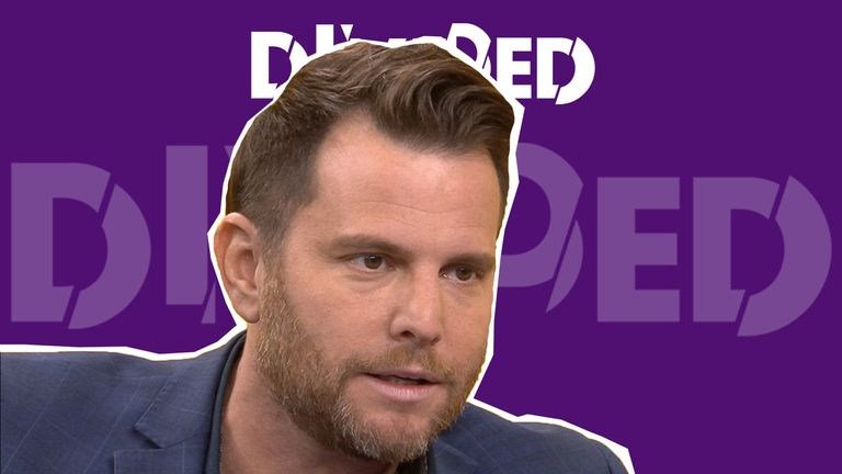 Dave Rubin says he can't identify with the modern left.