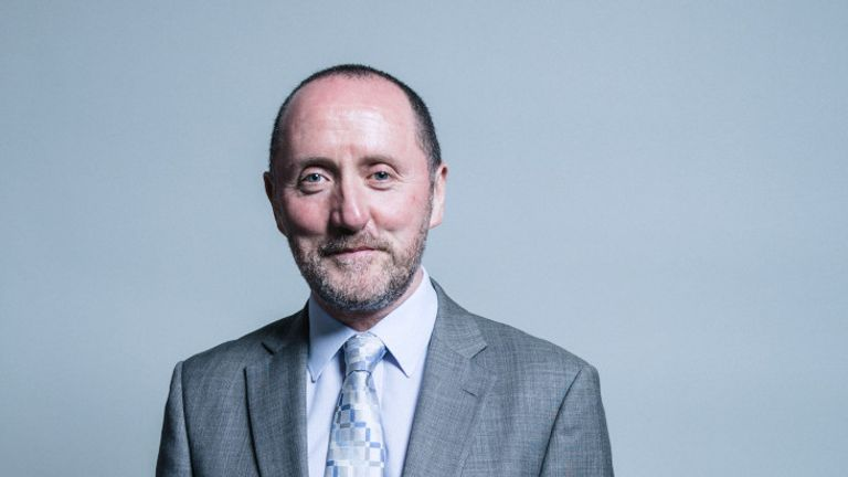 Eddie Hughes, Conservative MP for Walsall North
