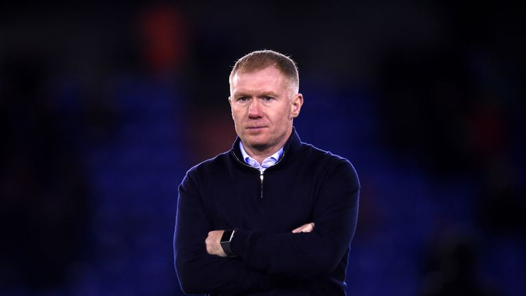 Paul Scholes: Ex-England footballer charged with betting misconduct