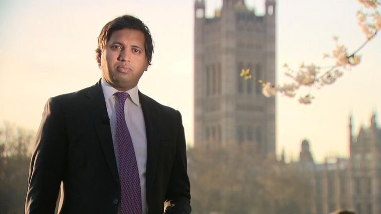 Faisal Islam was Sky News' political editor for five years