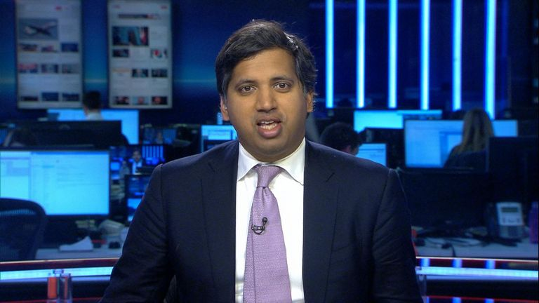 Faisal was a regular host of the Sky News' PMQs coverage every Wednesday