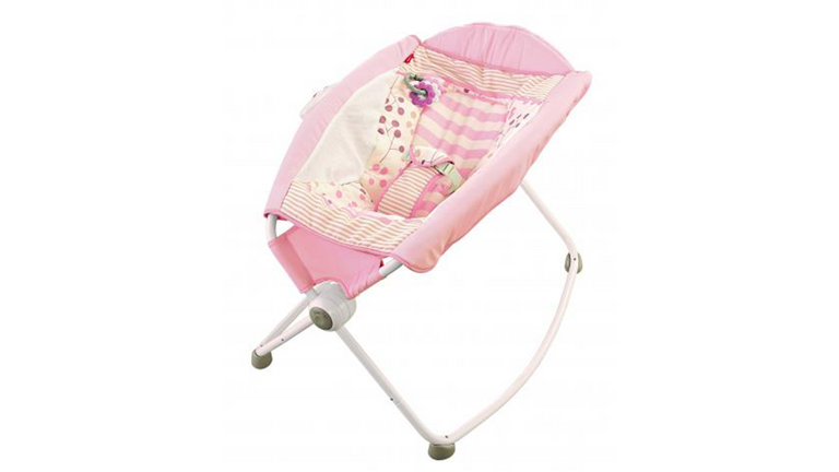 The Fisher-Price Rock 'n Play sleeper is being recalled. Pic: US Consumer Product Safety Commission