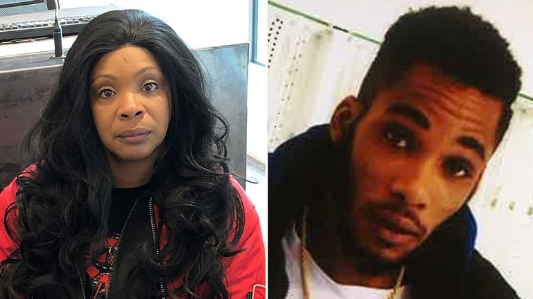 Gogglebox star Sandi Bogle has appealed for information after her nephew Bjorn Brown was stabbed to death