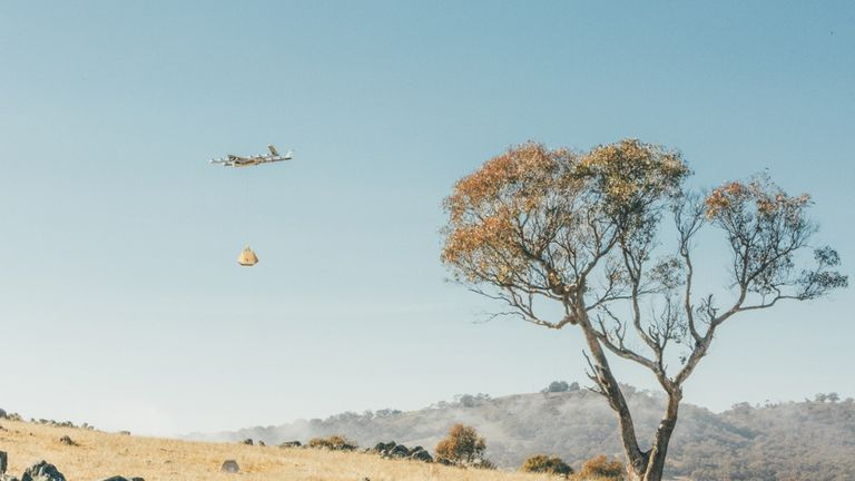 First country gives green light to Google Wing drone deliveries