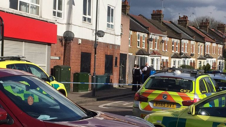 Harrow: Man 'armed with machete' arrested over unexplained death in northwest London