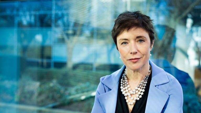 Susie Hargreaves OBE, the CEO of the Internet Watch Foundation