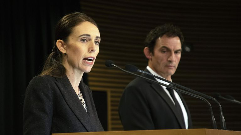 New Zealand seeks to rush through ban on military-style weapons after mosque shootings