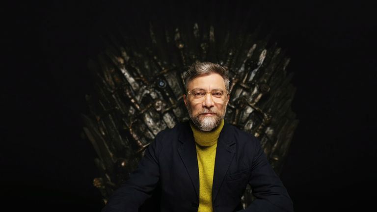 Game Of Thrones: Thronecast presenter Jamie East