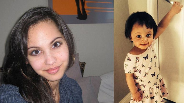 Jasmine Lovett, 25, and her daughter Aliyah Sanderson, vanished from the Cranston area of Calgary earlier this month.