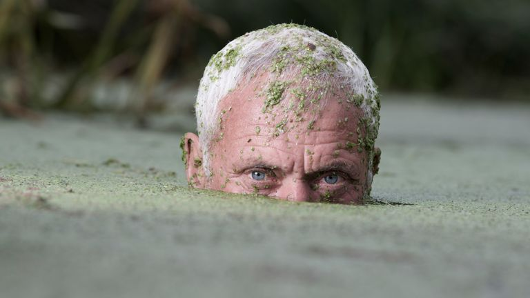 Jeremy Wade Dark Waters pic. Pic: Animal Planet
