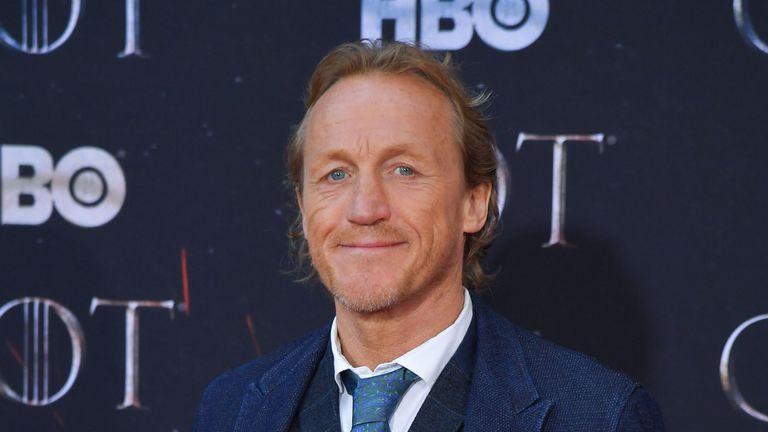 Jerome Flynn, who plays Bronn