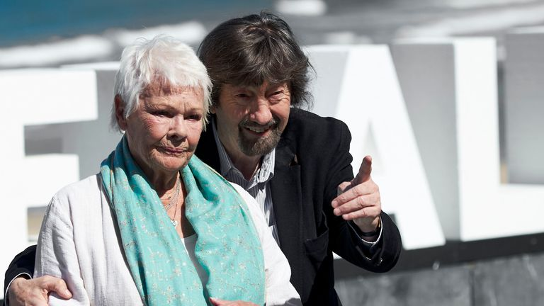 Judi Dench and Trevor Nunn worked together at both the Royal Shakespeare Company and the National Theatre