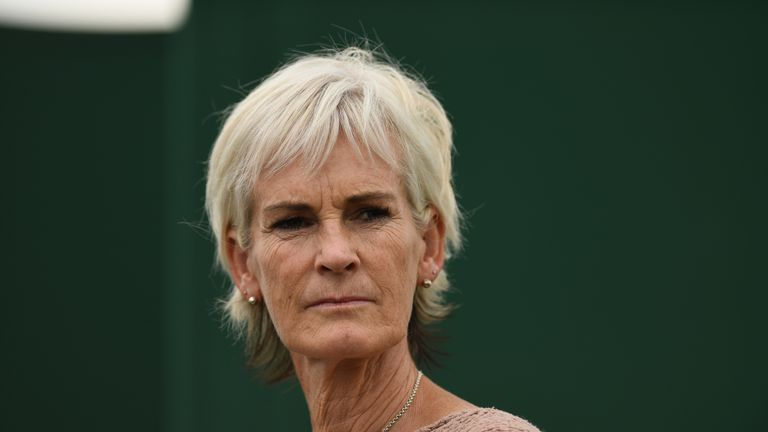 Judy Murray's Scottish currency was rejected at a London bakery