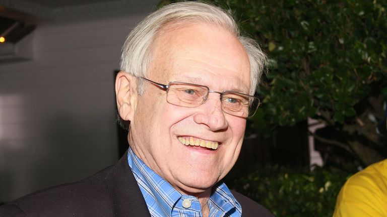Ken Kercheval aka Cliff Barnes attends the 30th Anniversary Reunion of the TV show Dallas at South Fork Ranch on November 8, 2008 in Parker, Texas
