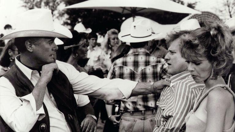 Former Dallas star Ken Kercheval dies aged 83