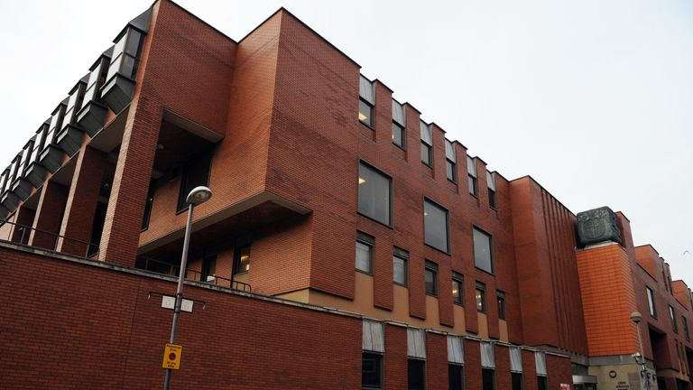Joe Atkinson was tried at Leeds Crown Court