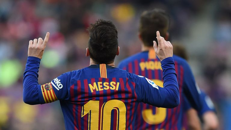The Pope says calling Lionel Messi 'God' is sacrilege
