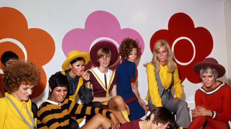 Mary Quant poster, 1967