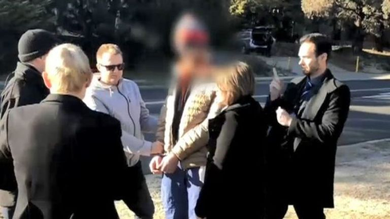 British ski instructor Matthew Williams has pleaded guilty to rape. Pic: NSW Police