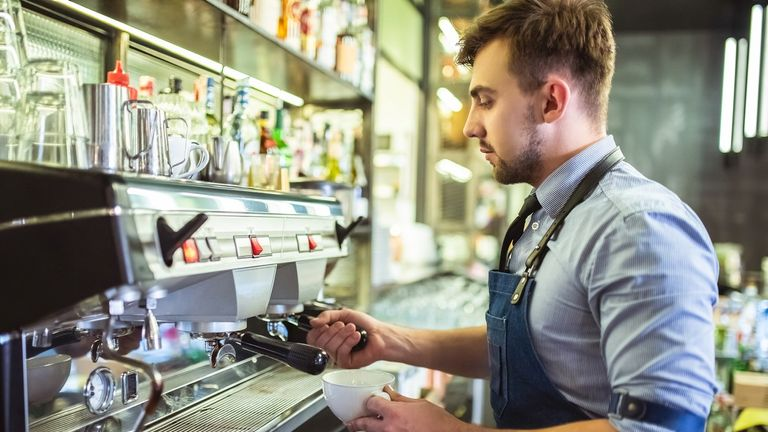 Workers in hospitality and retail are set to benefit the most from the increase, according to the government