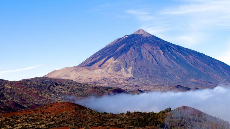 Mt Teide, Tenerife