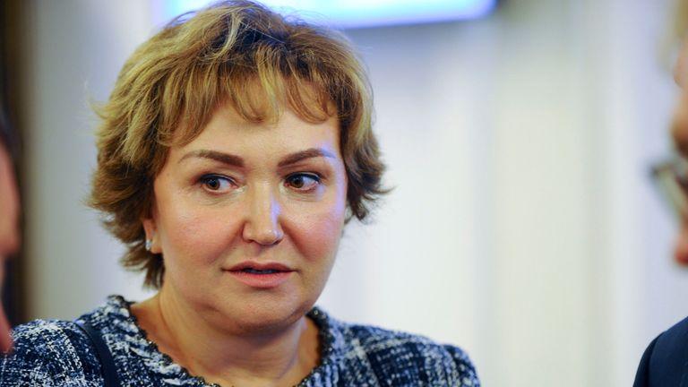 One of Russia's richest women dies in plane crash