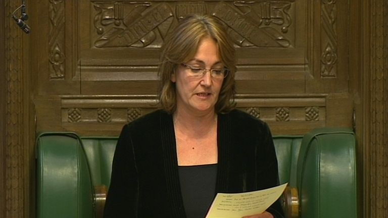 Natascha Engel, former Labour MP and former fracking tsar