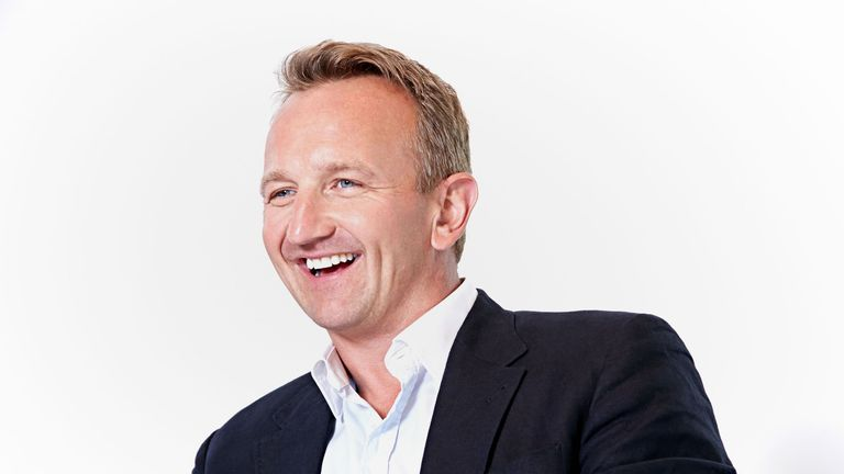 Undated handout photo issued by ASOS of Nick Beighton, chief executive