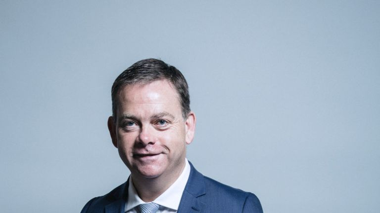 Nigel Adams, Conservative MP for Selby and Ainsty