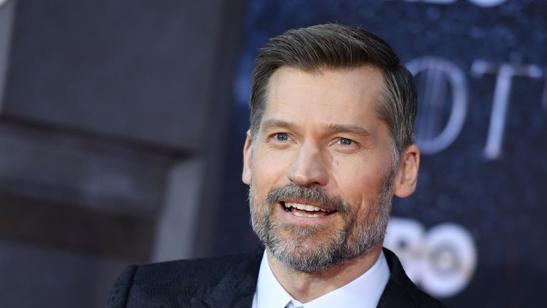 Nikolaj Coster-Waldau, who plays Jaime Lannister