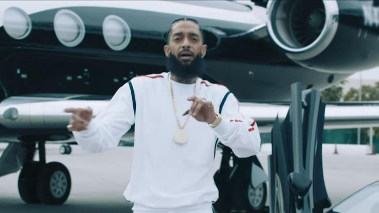 Rapper Nipsey Hussle killed in L.A.