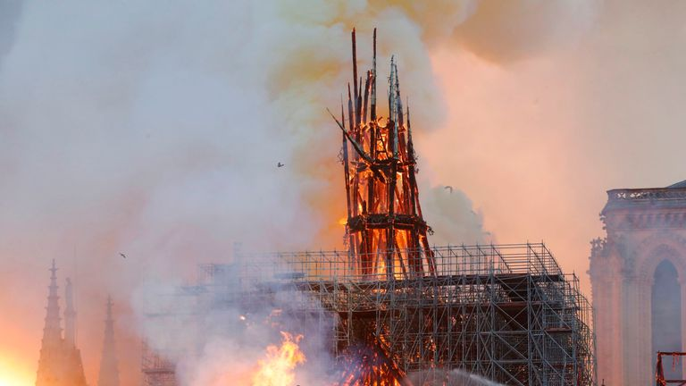 Notre-Dame 'will be closed for 5-6 years', bishop says