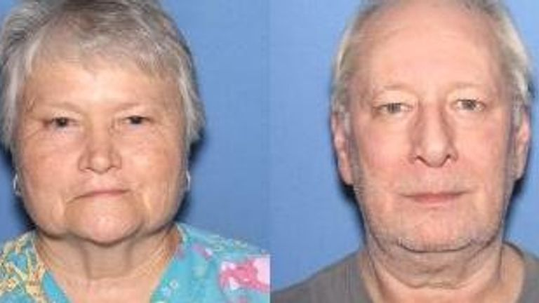 Patricia Hill is accused of murdering her husband: Pic: Jefferson County Sheriff's Office