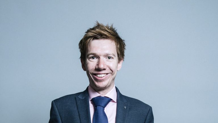Paul Masterton, Conservative MP for East Renfrewshire