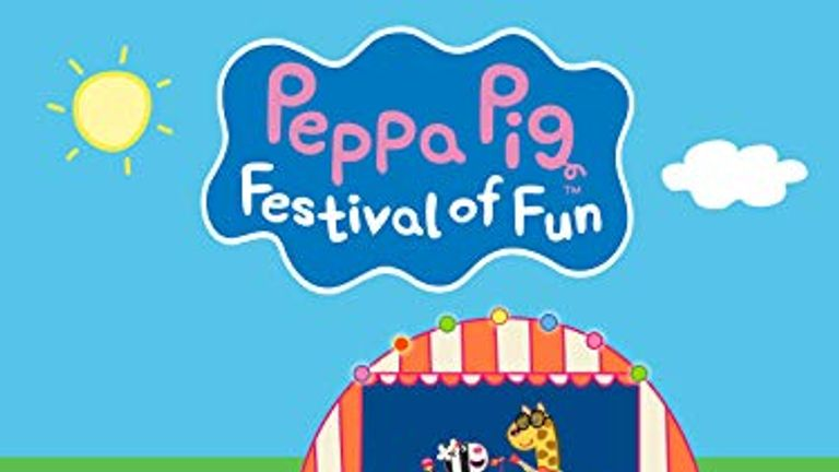 Children Left In Tears As Horror Film Trailers Shown Before Peppa