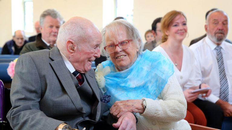 Peter Van Zeller and Nancy Bowstead met in March 2018