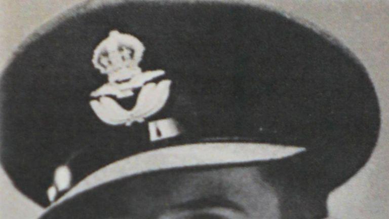 Peter Van Zeller served in the Second World War