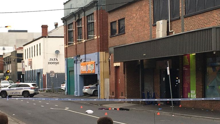 One dead after shooting outside Melbourne nightclub