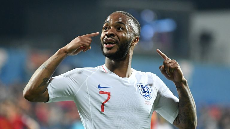 Manchester City's Raheem Sterling paid for hundreds of tickets for students at his former school