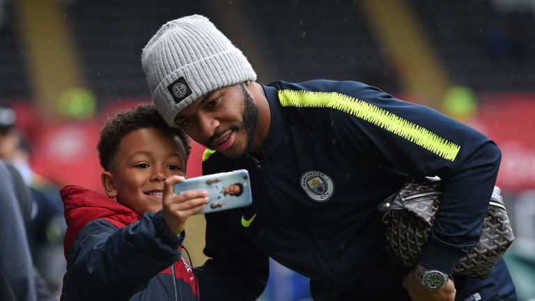 Raheem Sterling is known for his multiple charitable endeavours