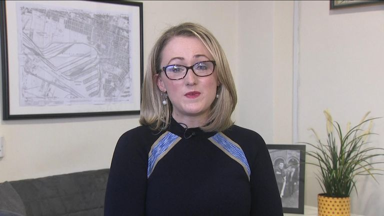 "Shadow business secretary Rebecca Long-Bailey tells Sky News a ""green industrial revolution"" will unlock benefits for the economy."